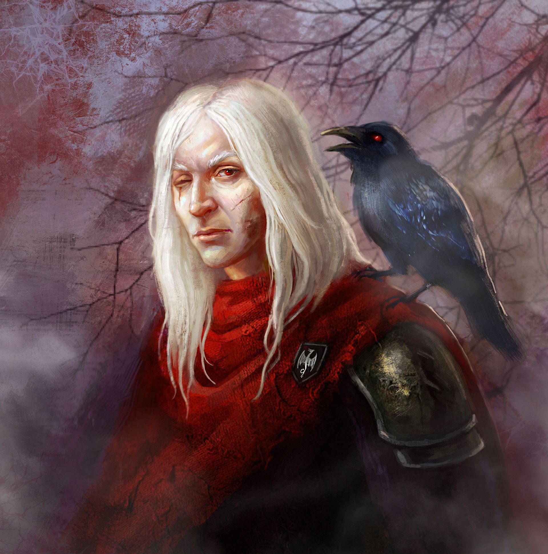 Brynden Rivers aka Bloodraven   Game of thrones ...