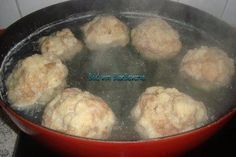 Photo of Side dishes: Lower Bavarian dough dumplings – recipe