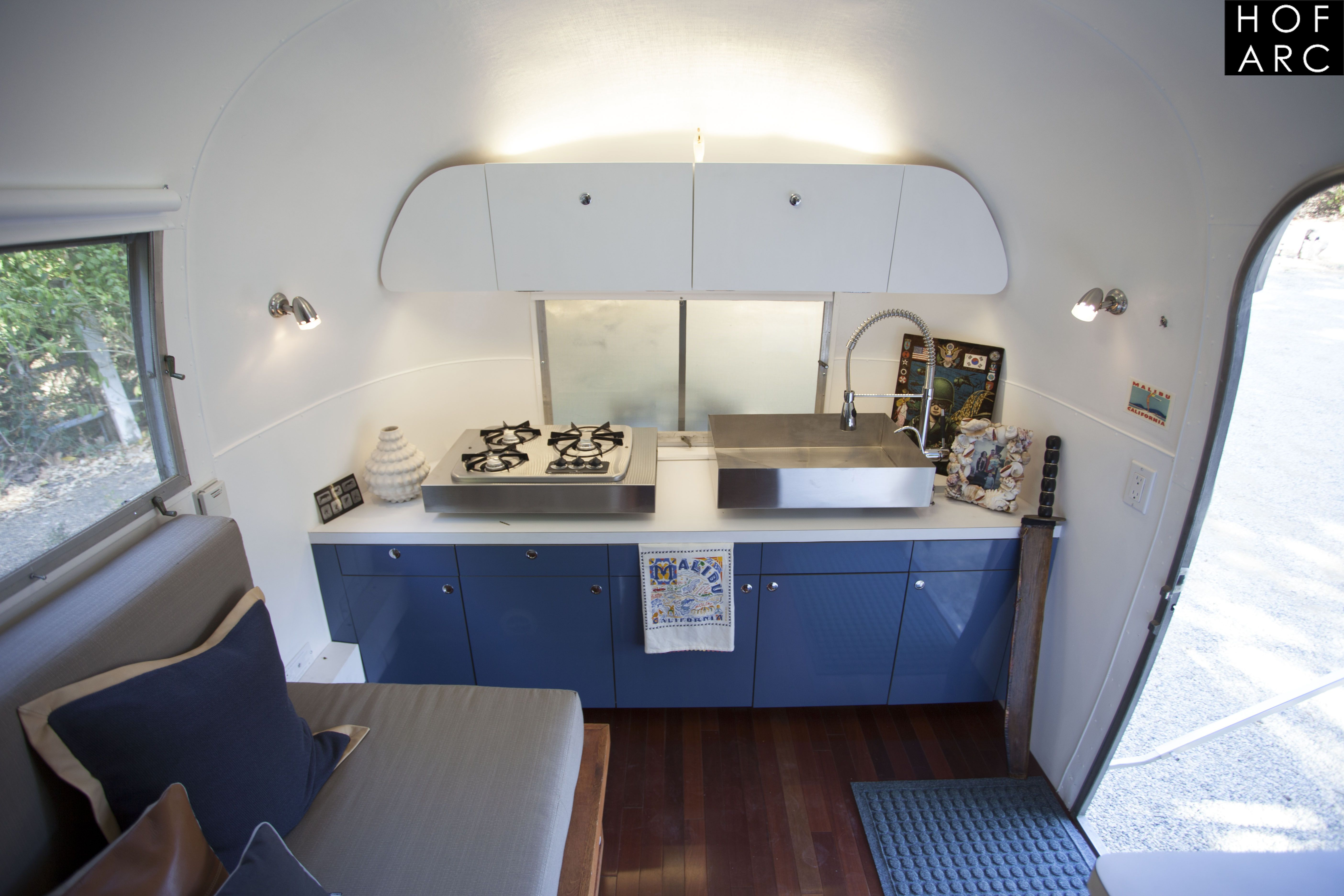 1967 Airstream Caravel Airstream Interior Airstream Interior