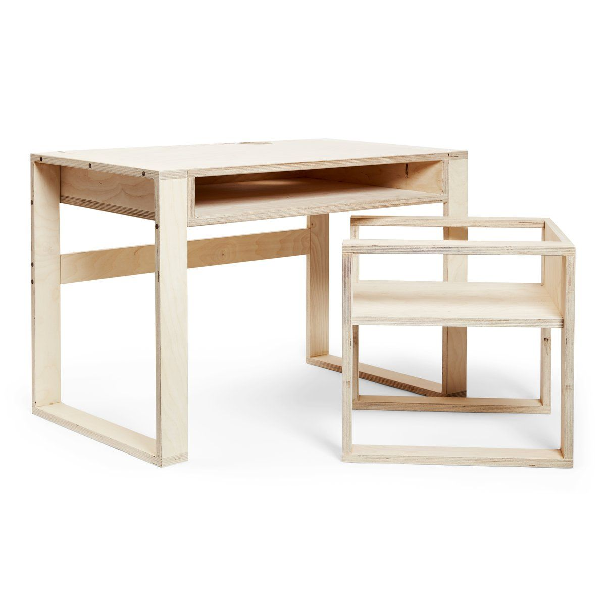 The Kids Desk And Chair Set Franklin Emily Children S Furniture Franklin Emily In 2020 Desk And Chair Set Desk Set Chair Set