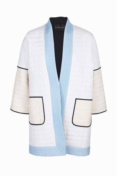 Stine Goya - Kimono - Coat (Daylight) - Adélie
