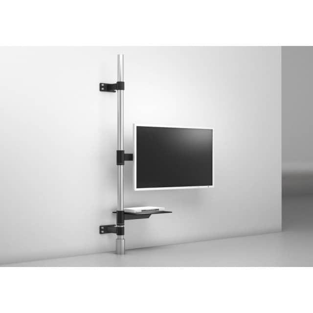 Wissmann TV-Halter Post Art129 - Digital Signage 24