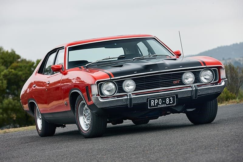 Ford Falcon Xa Gt Rpo83 Review Ford Falcon Australian Cars Ford Classic Cars