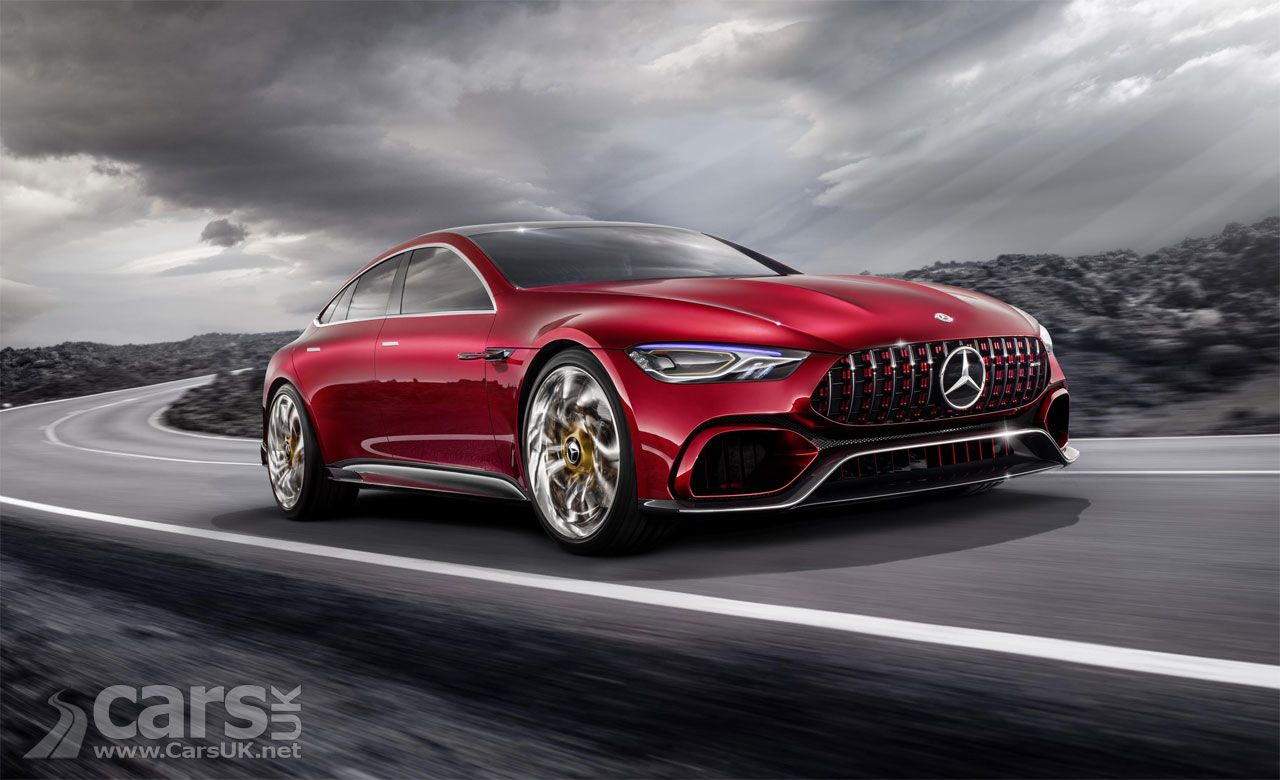 Mercedes AMG models will all have ELECTRIC help by 2021