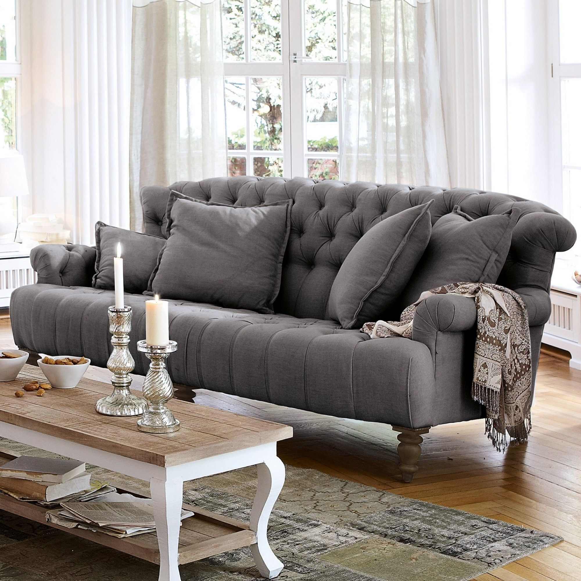 Big Sofa Landhaus Sofa Springfield Village Loberon Furniture Sofa Big