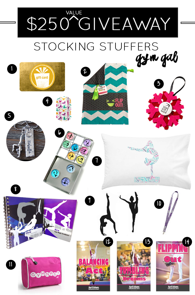 Ultimate Gymnastics gift ideas