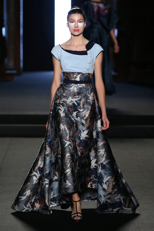 Julien Fournié Spring Summer 2018 Couture   Fashion   Pinterest ... 186c1d45c19