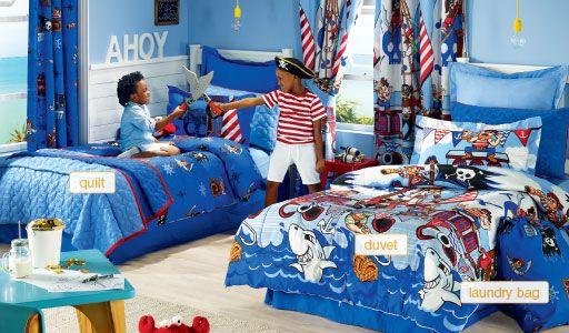 Pirates Bedding Sets Kids Homechoice Kids Bedding Kids Bedding Sets Pirate Bedding