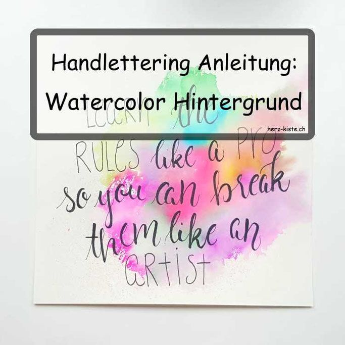 Handlettering 5 Kreative Anleitungen Teil 2 Lettering
