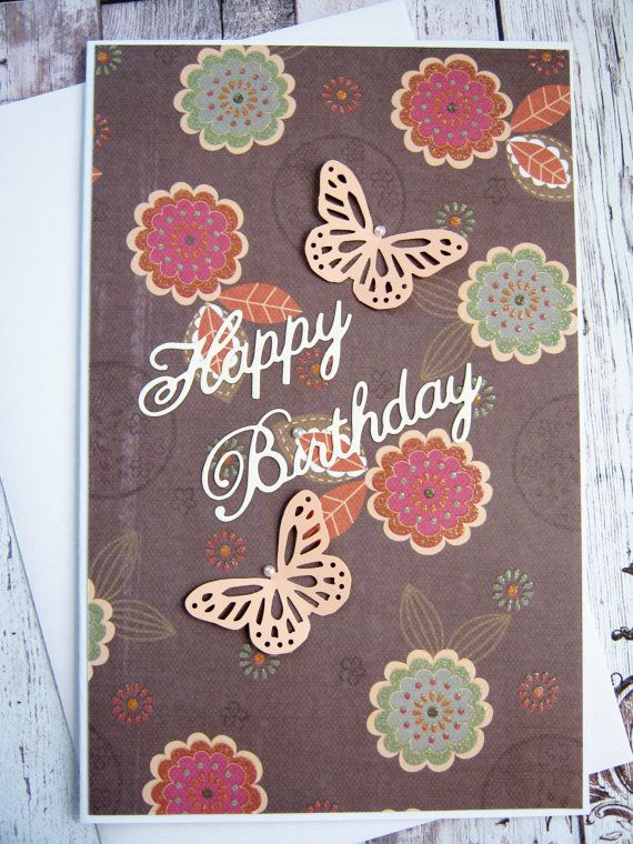 Butterfly birthday card happy birthday wish daughter birthday butterfly birthday card happy birthday wishes 3d by littledebskis bookmarktalkfo Choice Image