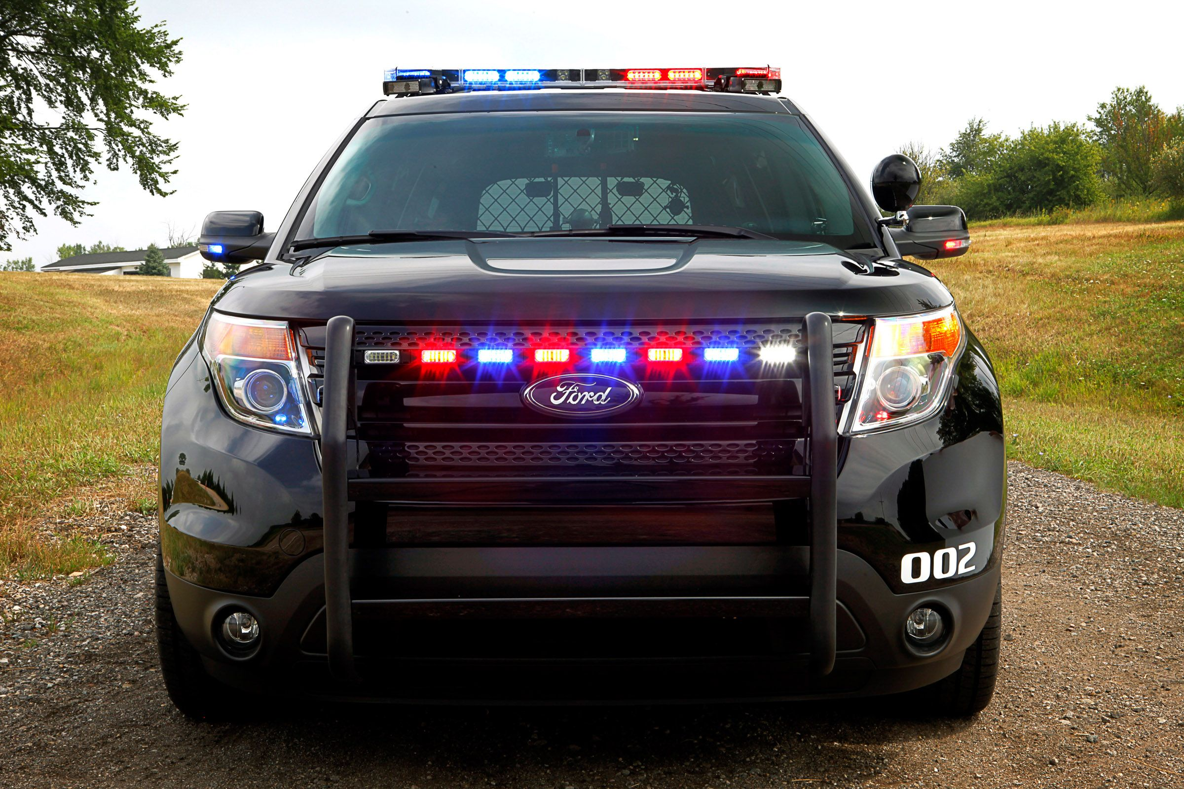 Ford Police Interceptor Utility Vehicle Picture 41460 Ford
