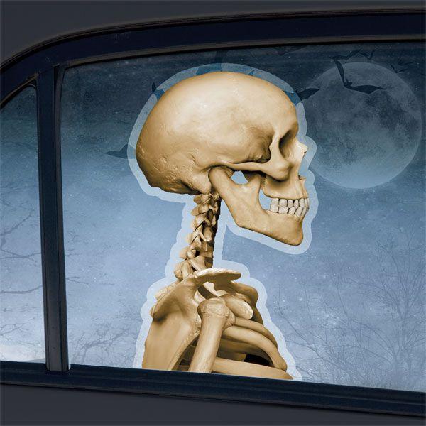 Skeleton Car Decoration - 43cm Halloween Decoration£1.99each