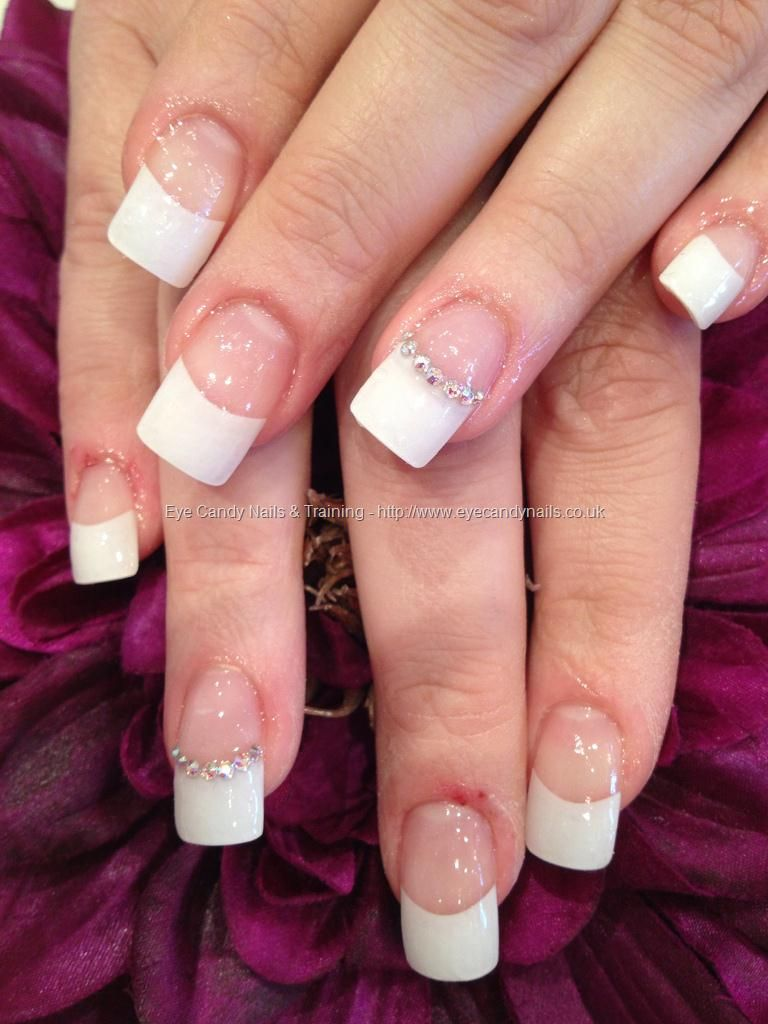 French Nail Tips – Get Salon-Styled Nails by Yourself: French Nail ...