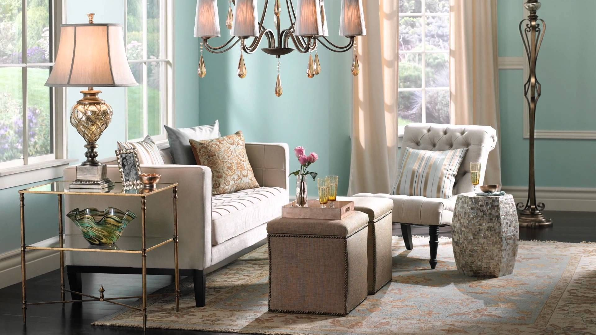 Area Rug Placement and Sizes Design Tips for Small to
