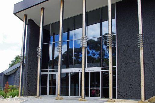 Te Kōngahu - Museum von Waitangi