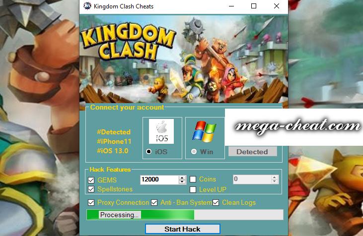 KINGDOM CLASH HACK CHEAT TOOL GENERATOR MOD APK https