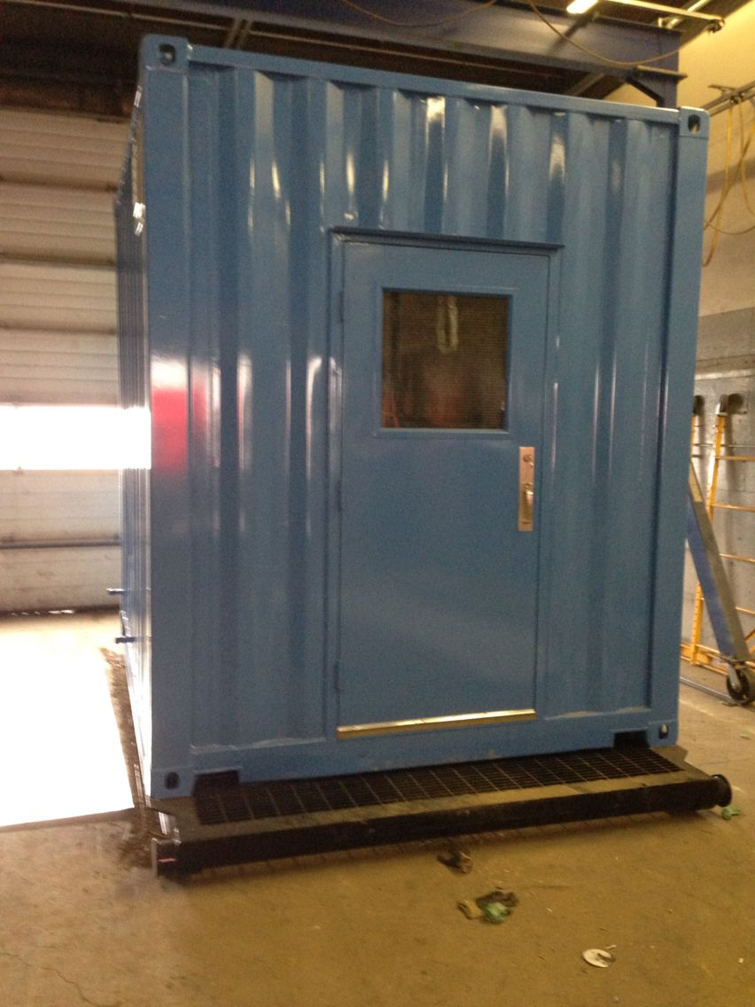 Seabox Depot Builds 10 Shipping Container Satellite Stations Container Buildings Shipping Container Buildings Site Office