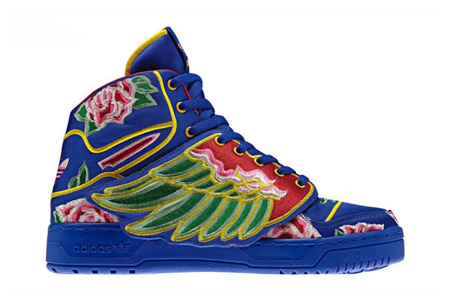 best website 400b3 20048 Eason Chan x adidas Originals by Jeremy Scott 2013 JS Wings