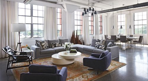 dixie chic this light filled loft near downtown san antonio a former candy factory now welcomes emily robison of the dixie chicks home from her travels