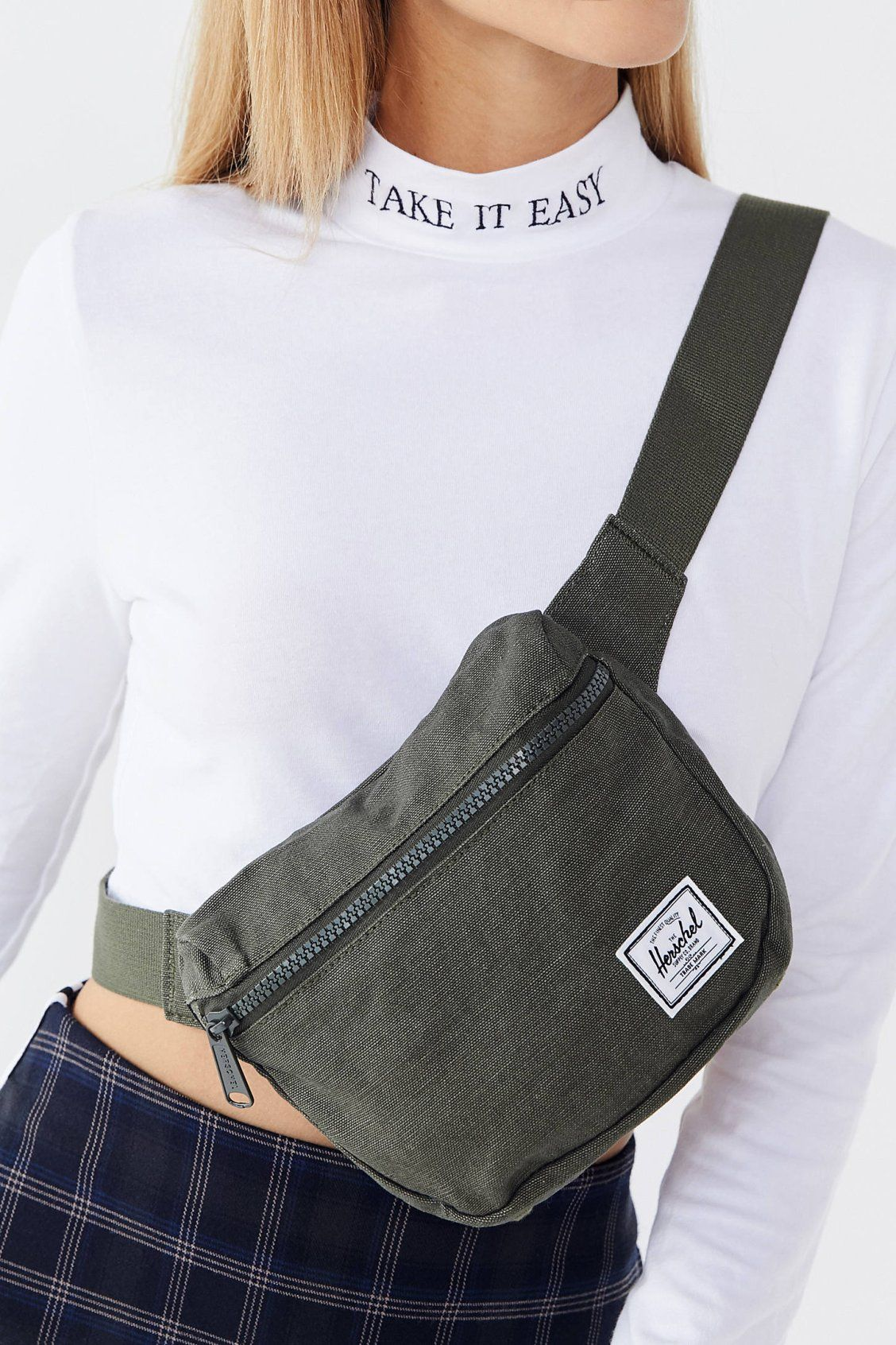 50a82869ac244 Herschel Supply Co. Cotton Fifteen Belt Bag in 2019 | New Arrivals ...