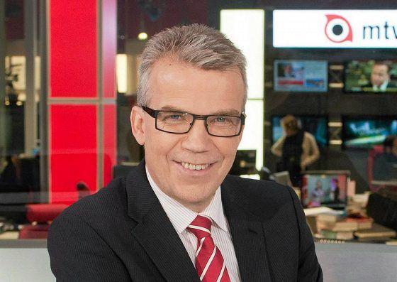 Uutisankkuri Keijo Leppänen