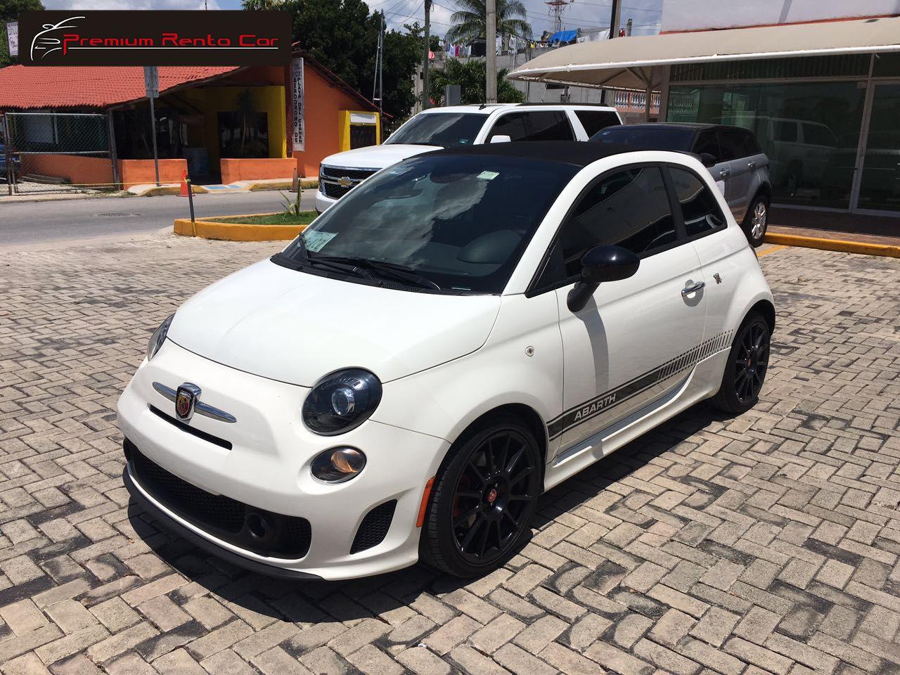 2016 Fiat 500 Abarth >> Fiat 500 Abarth Convertible 2016 Color Blanco Con Interior