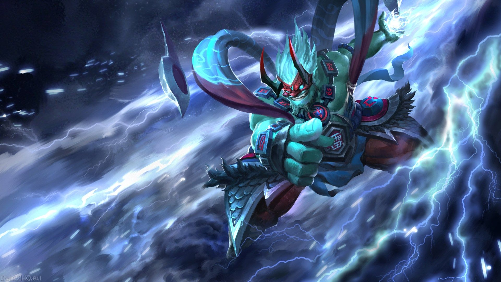 1920x1080 Storm Spirit Dota 2 Wallpaper Hd Dota Pinterest