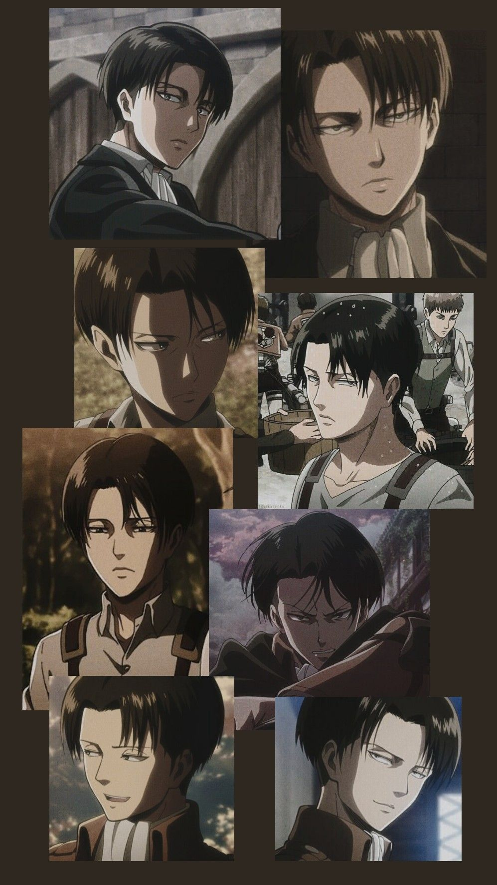 Levi Ackerman Wallpaper Anime Wallpaper Live Aesthetic Anime Anime Wallpaper