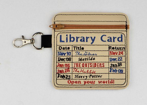 Pin by Mary Kay Lewis on Librarians Machine embroidery