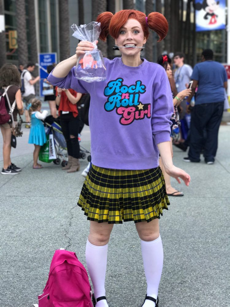 The Best Street Style, DisneyBounds, and Cosplays of the D23 Expo ...