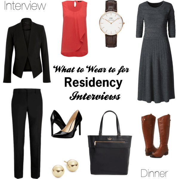 what to wear for interview dinner