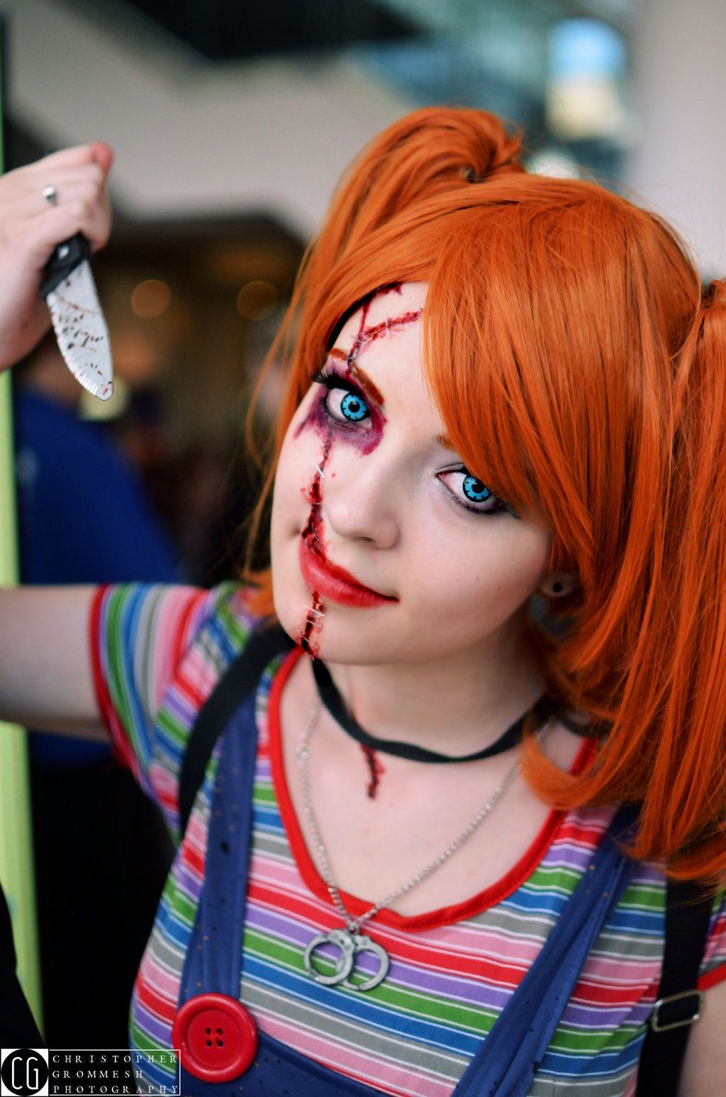 Child's Play - Chucky Cosplayer: Puppetsfall * Photographer ...