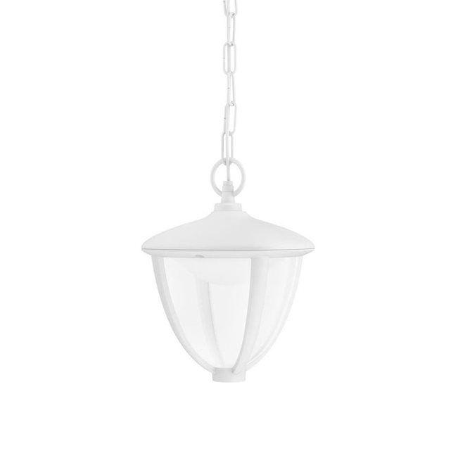 ROBIN Suspension d extérieur LED Blanc H17 4cm Luminaire d
