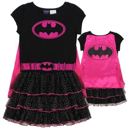 Sizes 4 5 6 6x Made From Body 60 Cotton 40 Polyester Tulle 100 Polyester Label Dc Comics Batgirl Officially L Kids Outfits Girl Outfits Kids Fashion Clothes