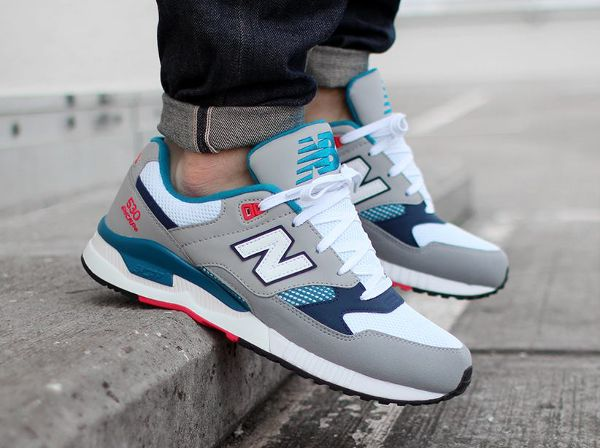 e13746323bd Discover ideas about New Balance Sneakers. New Balance 530 GBP Micro Chip -  Sneakers   Street Culture depuis 2005