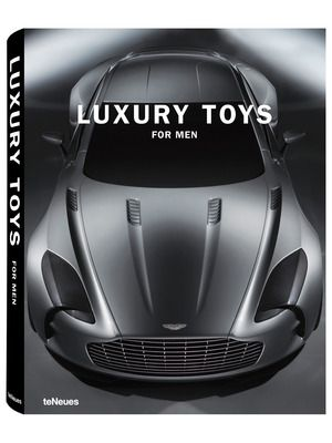 Luxury Toys For Men By Teneues A Coffee Table Book