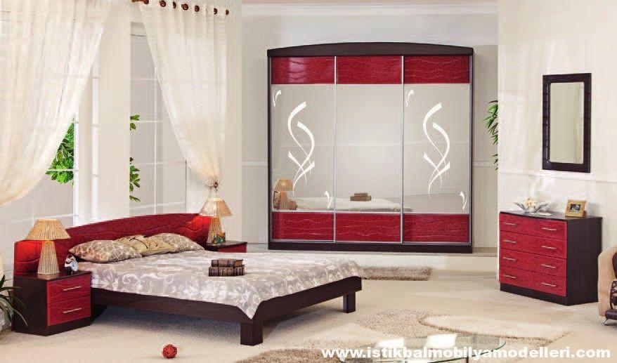 2017 İstikbal Kırmızı Yatak Odası Modelleri İstikbal, İstikbal - neckermann möbel schlafzimmer