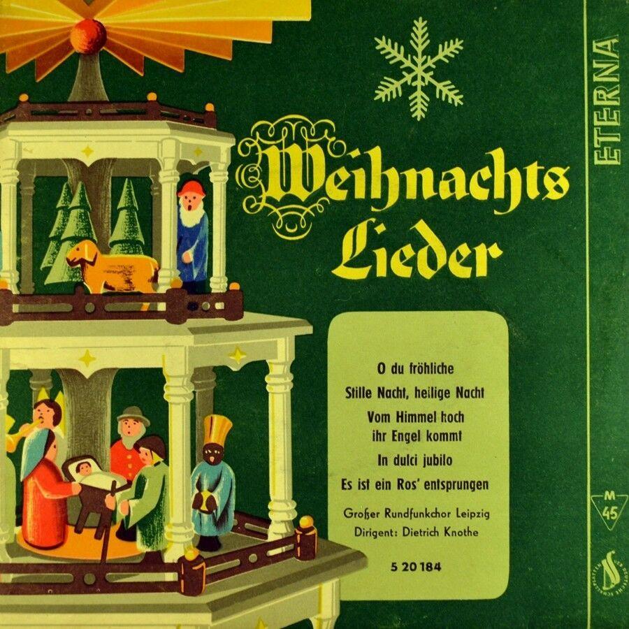 Weihnachten Leipzig 2019.7 Weihnachten Rundfunkchor Leipzig Weihnachtslieder Dietrich Knothe