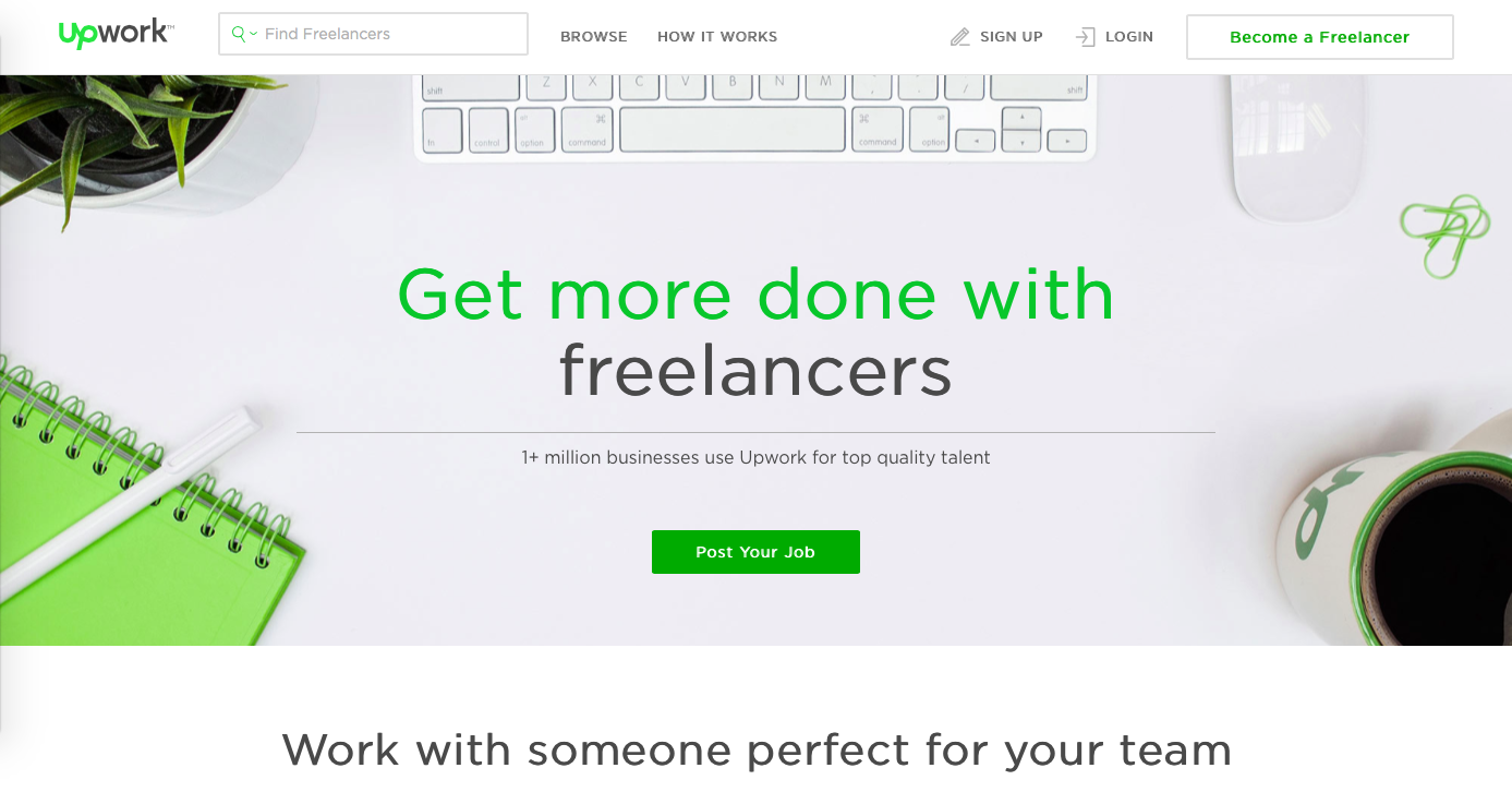 10 Examples Of Amazing Landing Pages Web Design Jobs Landing Page Web Design
