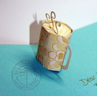 cricut everyday pop up cards instructions