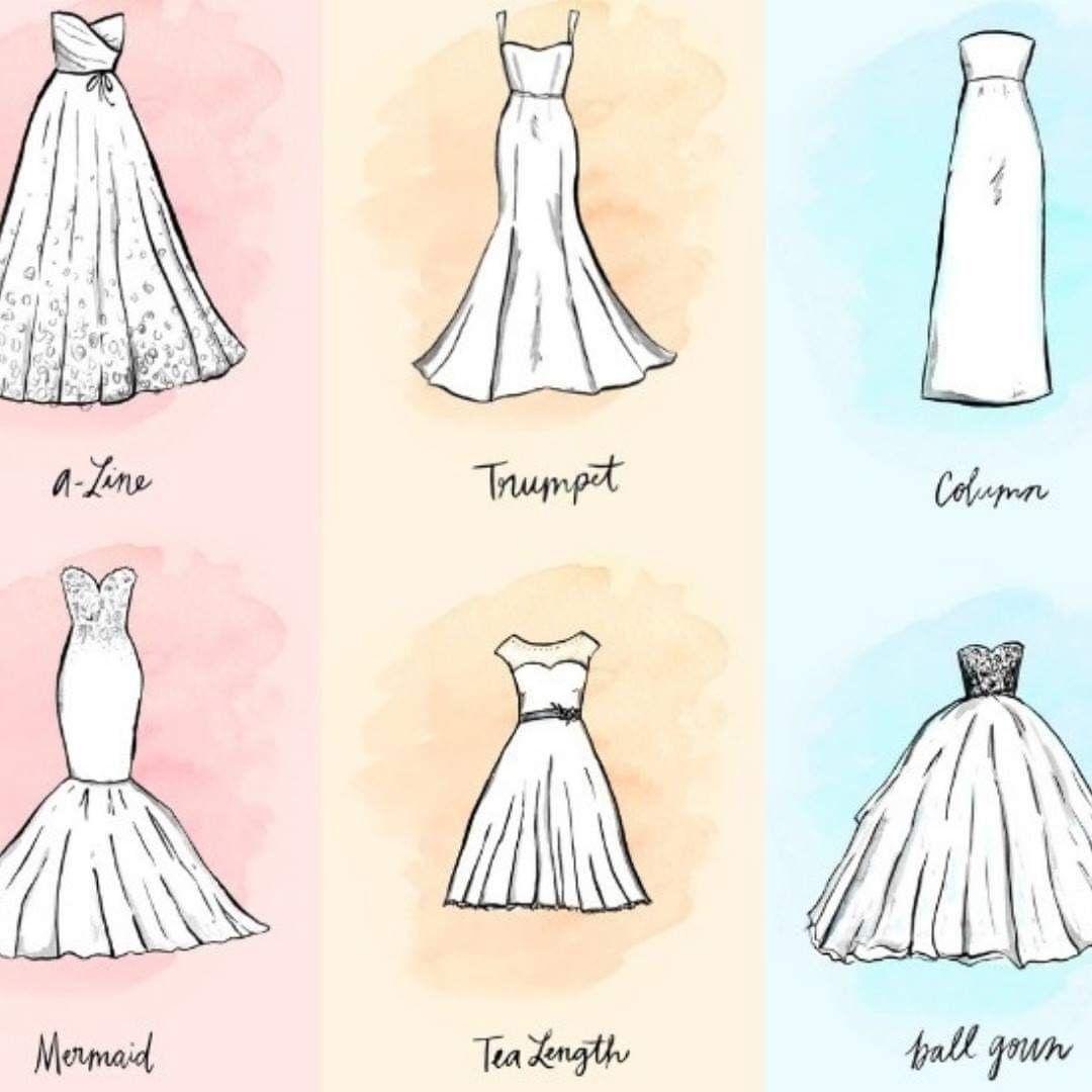 2019 Trendy Prom Dresses Wedding dress body type