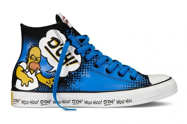 Converse x The Simpsons | Chuck taylors