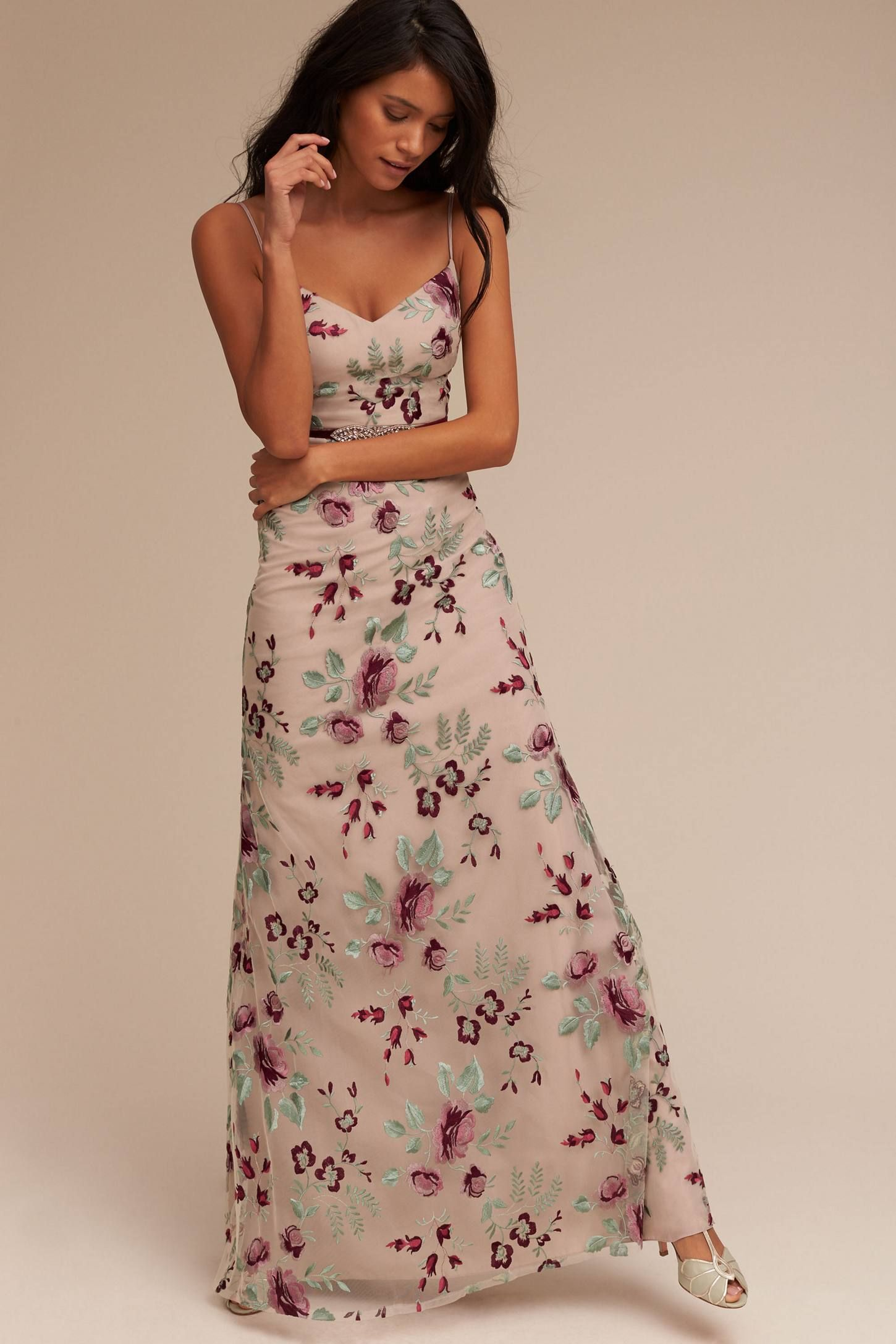 Lilias Dress | Anthropologie, Wedding guest attire and Beautiful clothes
