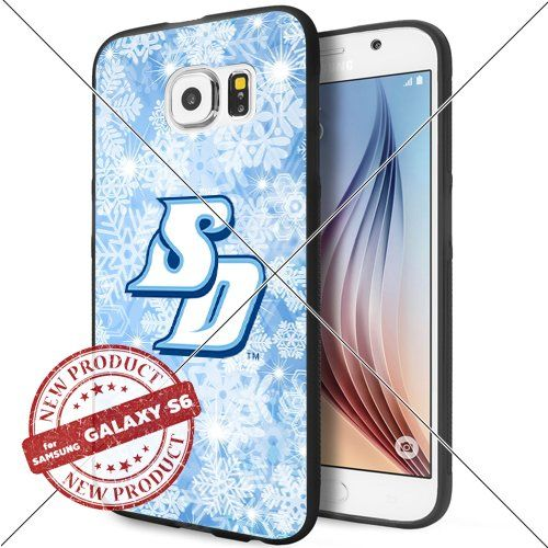 Case San Diego Toreros Logo NCAA Gadget 1507 Samsung Galaxy S6 Black Case Smartphone Case Cover Collector TPU Rubber original by Lucky Case [Snow] Lucky_case26 http://www.amazon.com/dp/B017X14C6Q/ref=cm_sw_r_pi_dp_nyRswb1JY2APD