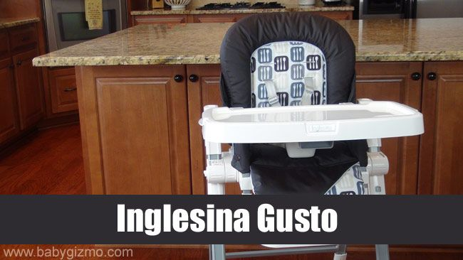 Review Inglesina Gusto High Chair High Chair Best High Chairs Chair