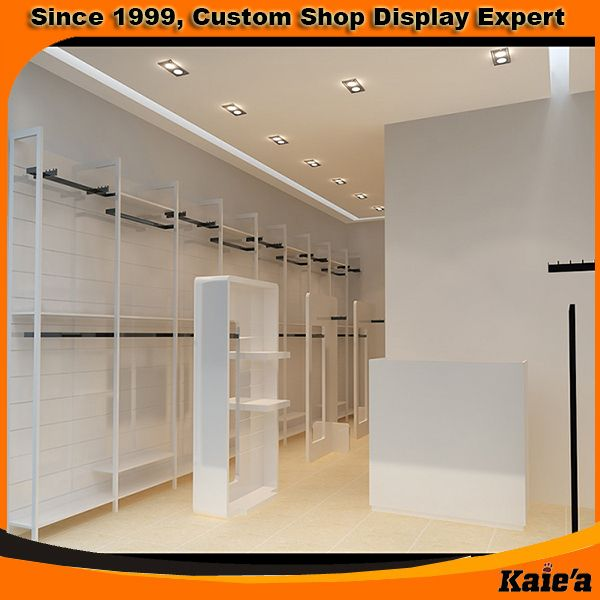 New Products Ladies Clothes Shop Design