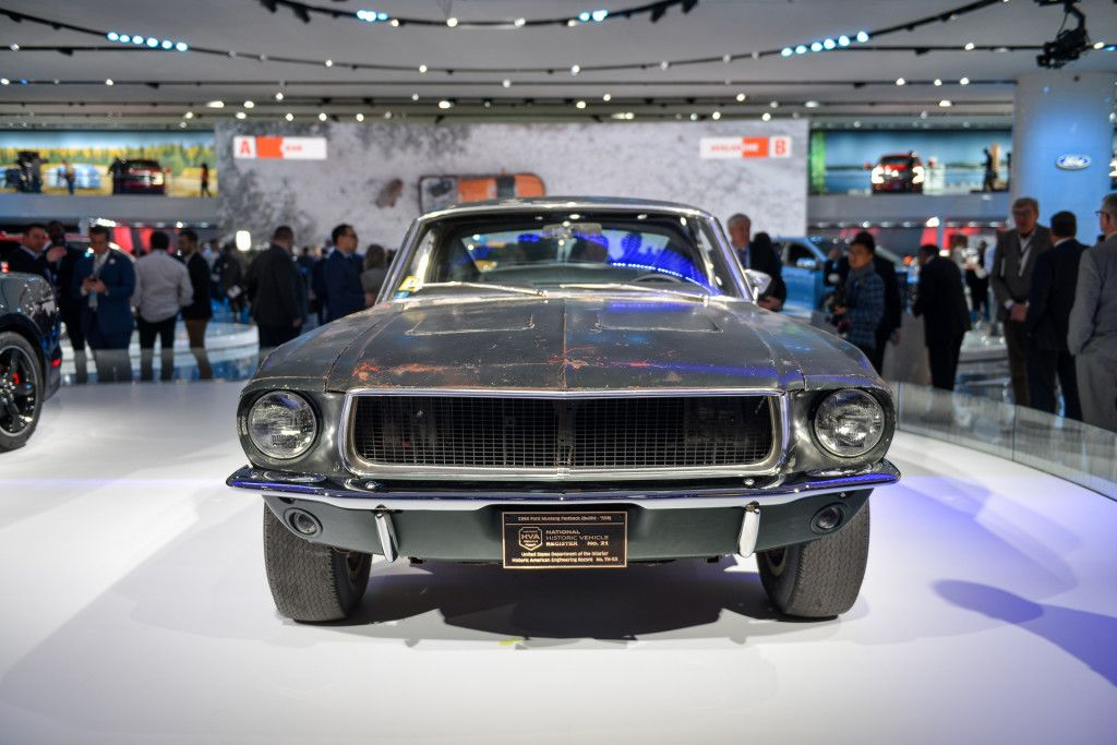 """Long-lost 1968 Mustang from """"Bullitt"""" likely worth millions 