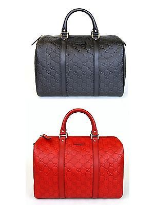 552046e52a5 New-Authentic-GUCCI-Guccissima-Leather-Medium-Joy-Boston-Bag-Handbag-26569