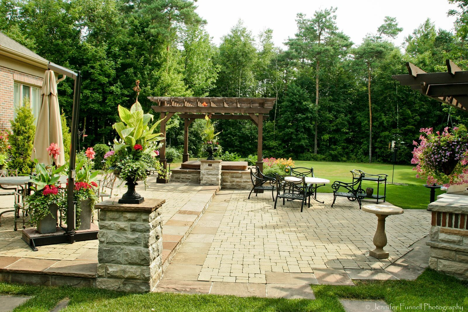 residential portfolio | forest ridge landscaping (with