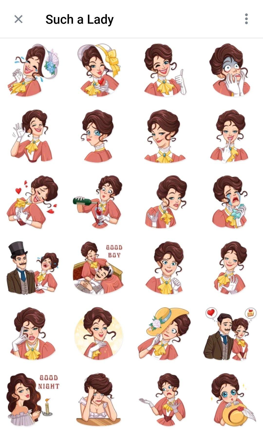43+ Anime girl stickers telegram ideas